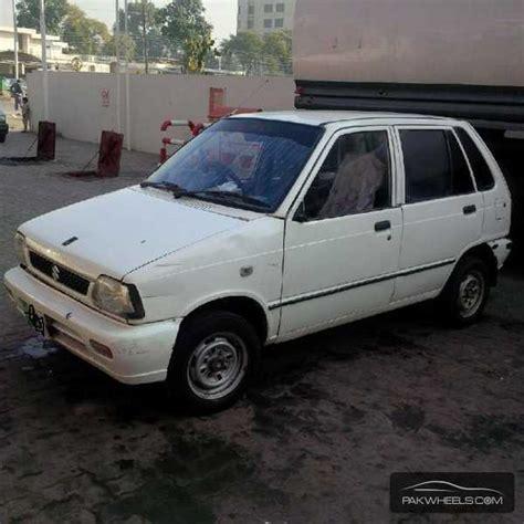 Suzuki Mehran For Sale In Lahore Used Suzuki Mehran 1990 Car For Sale In Lahore 795983