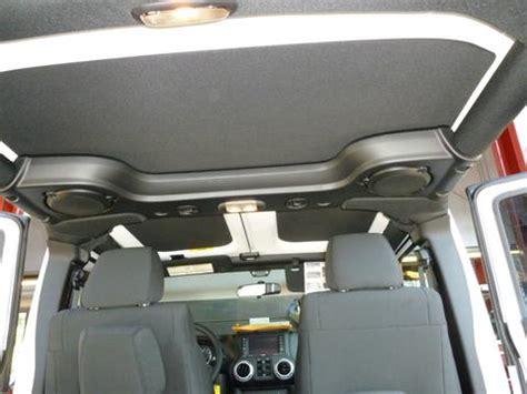 jeep wrangler 11 17 jk 4 door hard top headliner kit