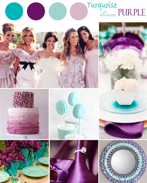 wedding color combinations on pinterest