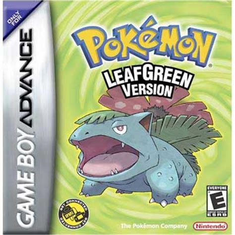 leaf version for what is a guide to biology books leafgreen version nintendo boy advance gba