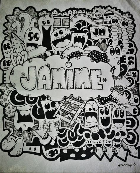 doodle design with name week 2 doodles arts taylors2ddkangjimroy