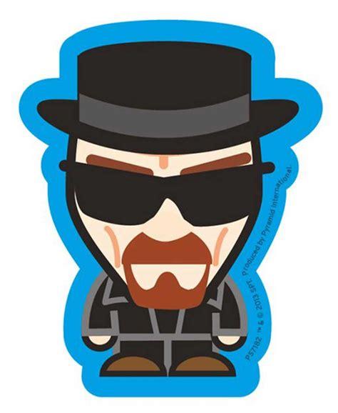 Bad Aufkleber by Breaking Bad Heisenberg Suit Sticker Ca 9 5x9 5