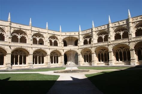 turisti per caso lisbona monastero jeronimos viaggi vacanze e turismo turisti