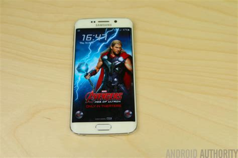 s6 edge avengers themes download samsung galaxy s6 themes store hands on