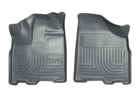 Husky Liner Mats by Husky Weatherbeater All Weather Floor Mats For Toyota
