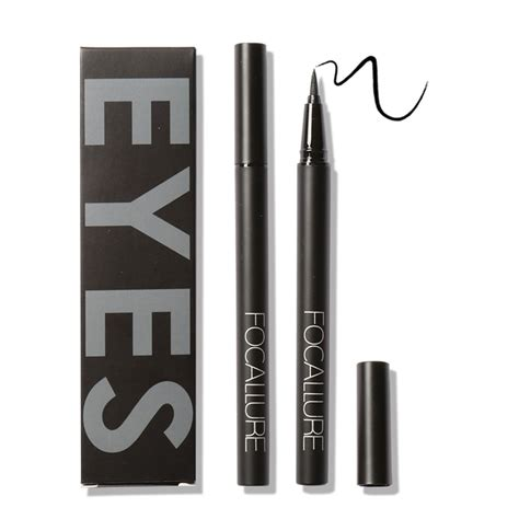 Eyeliner Wardah Eye Expert new professional liquid eyeliner pen eye liner pencil 24