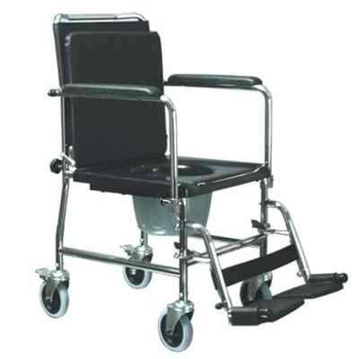 shower transport wheelchair lumex 6810a versamode rehab shower chair commode