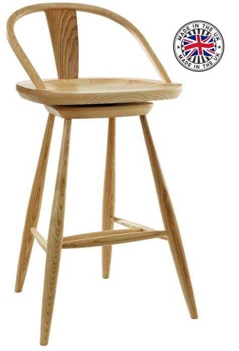 oak swivel bar stools uk modern dining chairs for sale
