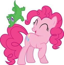 pinkie pie all about pinkie pie my pony friendship is magic