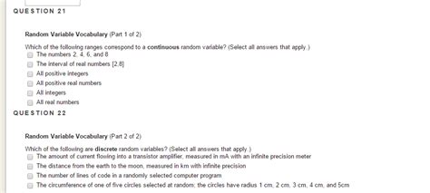 statistics section 2 part b question 6 statistics and probability archive november 24 2014