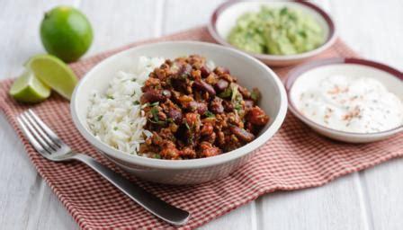 chilli con carne recipe bbc food