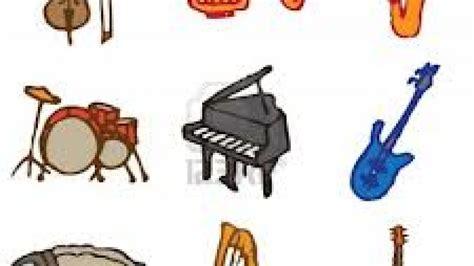 imagenes de instrumentos musicales con sus nombres instrumentos musicales en ingl 233 s
