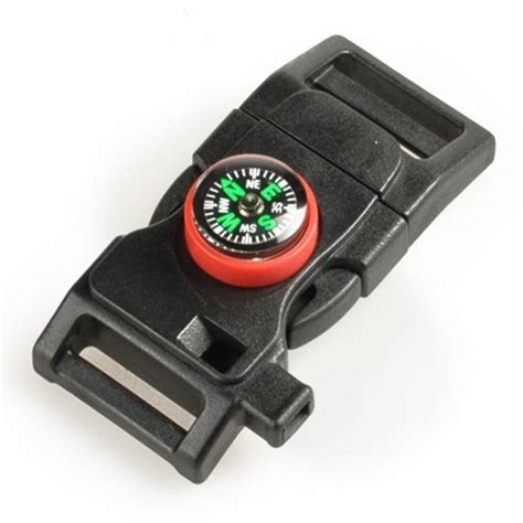 Wstang Survival Buckle With Starter Compass And Whistle wstang survival buckle with starter compass and whistle black jakartanotebook