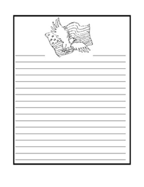 veterans day letter writing paper letter writing paper for veteran s day by daly tpt