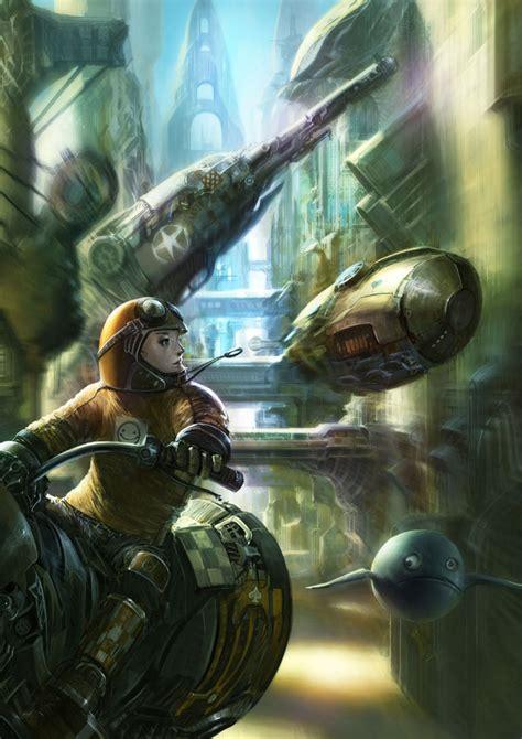 sci fi fantasy art 0957664990 sci fi fantasy art featuring the multi talented artist liu yang fantasy inspiration