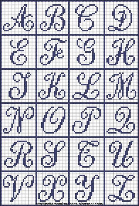 pattern maker en español gratis m 225 s de 20 ideas incre 237 bles sobre letras de bordado en