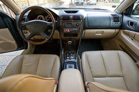 Mitsubishi Galant 2004 Interior by 2000 Mitsubishi Galant Pictures Cargurus