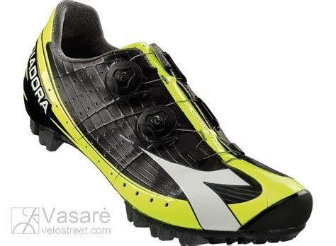 Diadora Vertu Black Size 43 cycling shoes diadora x vortex pro mtb shoes clothing