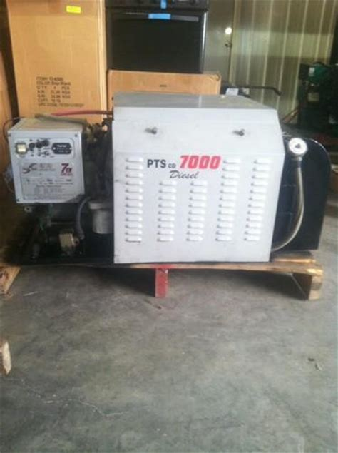 purchase power tech 7 kw diesel generator 7000 motorhome