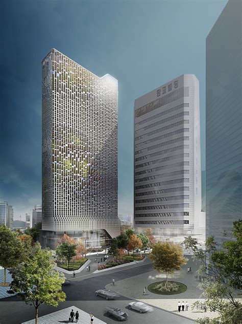pattern energy group headquarters unstudio wins competition to remodel the hanwha