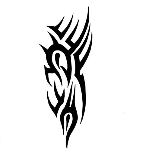 tribal tattoo artist tribal by sorentalon on deviantart