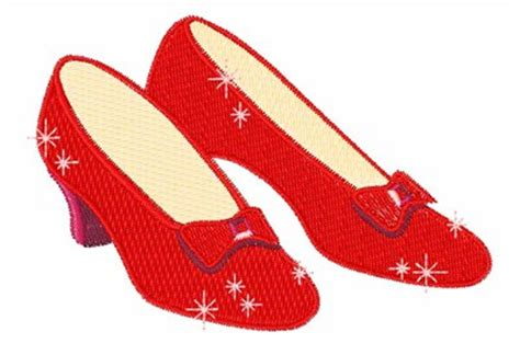 ruby slippers clip wizard of oz ruby slippers clipart clipart best