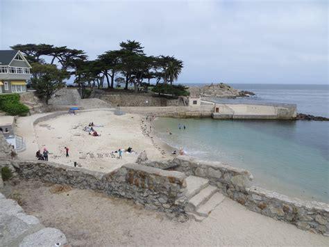 beach house at lovers point lovers point park beach pacific grove ca california beaches