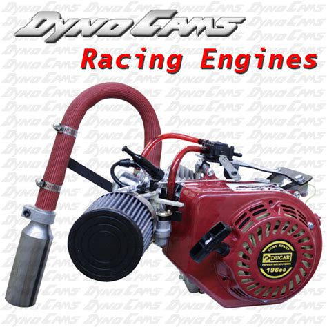 racing cams  parts akra stage  ducar engine kit assembled cl akra stage dynocams