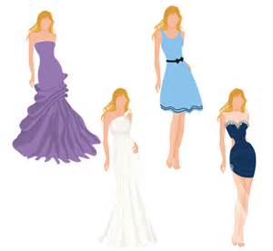 dress design template model dress design free dress design templates