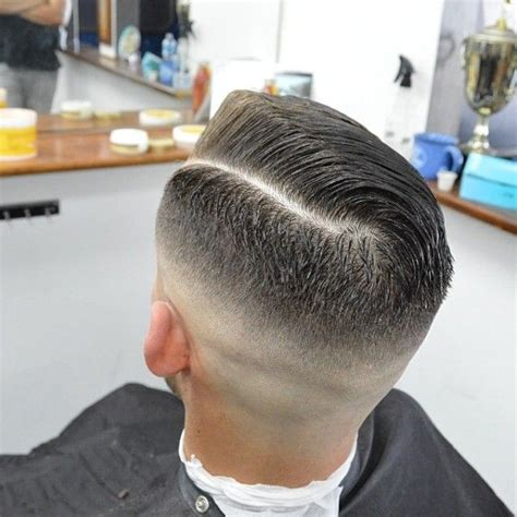 hard parting haircut hard part barbershops pinterest hairstyles haircuts