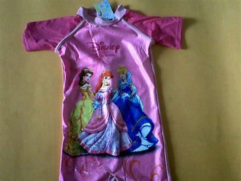 Baju Renang Swan Import aa43 baju renang tiga princess grosir perlengkapan baby dan baju import sepatu selimut