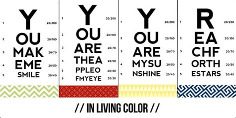 printable eye color chart free printable mini eye exam chart note cards