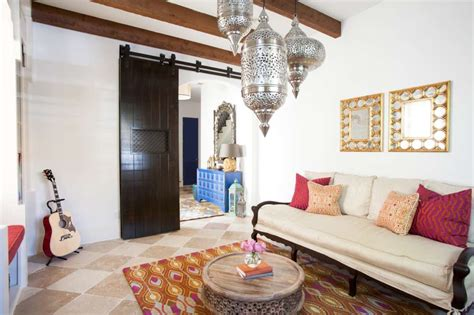 Ideas For Moroccan Interior Design A Town House Goes Moroccan Zillow Porchlight