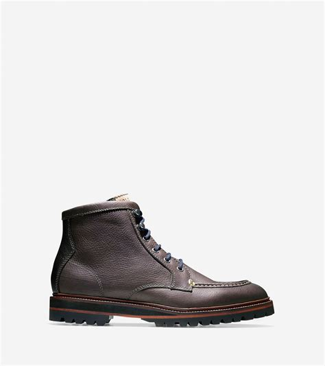 cole haan s boots cole haan judson waterproof boot in brown for lyst