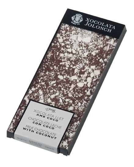 Chocolate Nougat 100 Gr chocolat au lait au coco jolonch 100 gr fen 234 tre 0200189