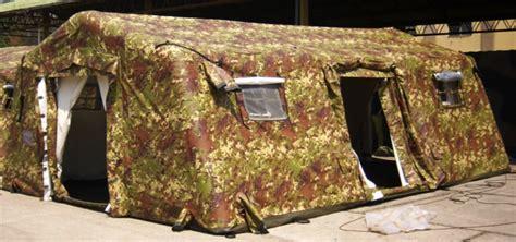 tenda militare usata tende pneumatiche militari dispositivo arresto motori