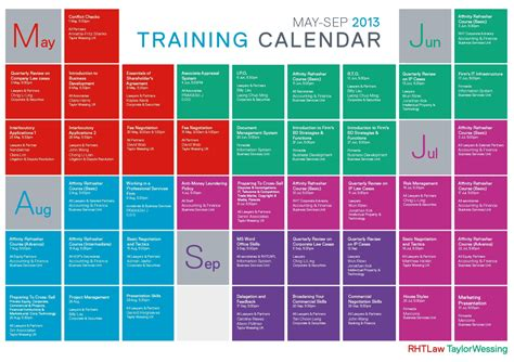 training calendars templates online calendar templates