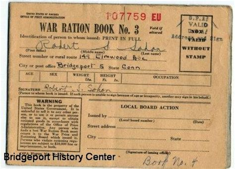 the world looked away after the war books world war ii ration books