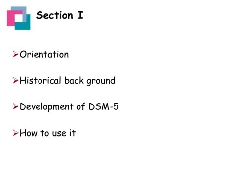 dsm 5 section iii hani hamed dessoki dsm 5 introduction