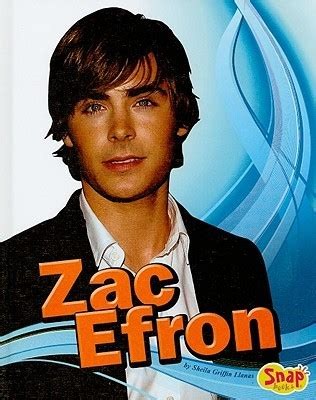zac efron biography in english zac efron by sheila griffin llanas reviews discussion