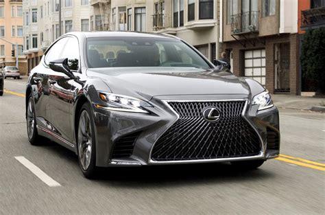 lexus ls autos post 2018 lexus ls 500 f sport coming to new york motor trend autos post