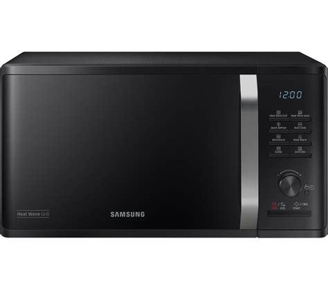 Samsung Microwave Grill Mg23h3185pk samsung black microwave shop for cheap cookers ovens