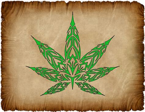marijuana leaf tattoo corey design ideas by tara lehman
