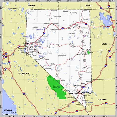 State Of Nevada Records Nevada Cgrounds And Rv Parks