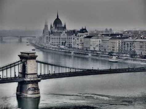 imagenes invierno blanco y negro foto gratis budapest blanco y negro paisaje imagen