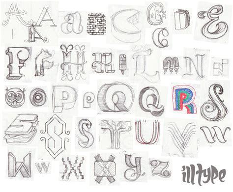 doodle letter letter doodles