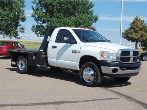 2007 dodge 3500 specs 2007 dodge ram 3500 slt regular cab 4x4 chassis data info