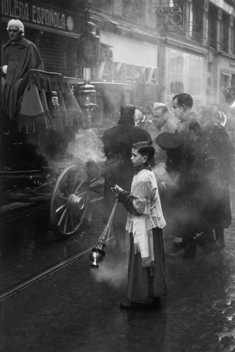 Galería: Henri Cartier-Bresson Viejos Mundos, Occidente