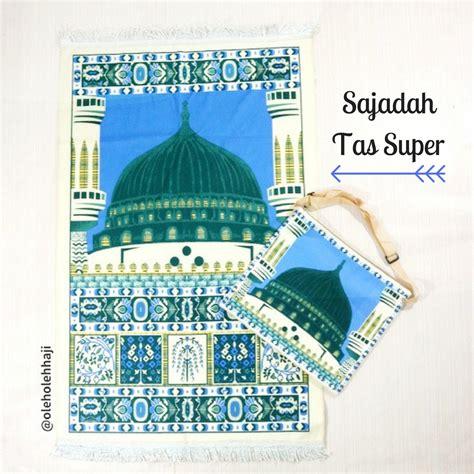 Sajadah Tas 2 sajadah tas oleh oleh haji
