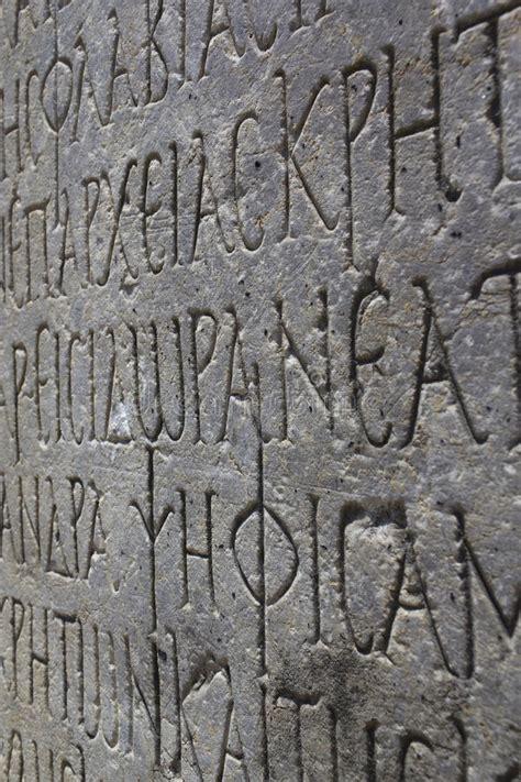 lettere in greco lettere greco antico immagine stock immagine di